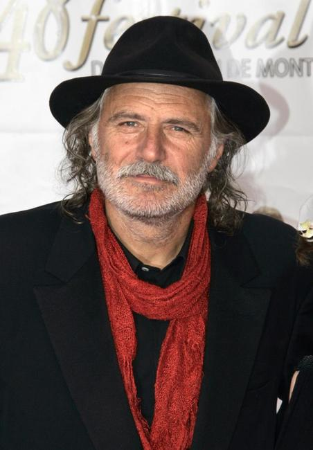 Rade Sherbedgia at the 48th Monte Carlo Television Festival.
