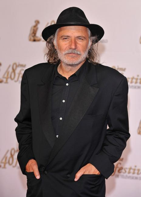 Rade Sherbedgia at the premiere of