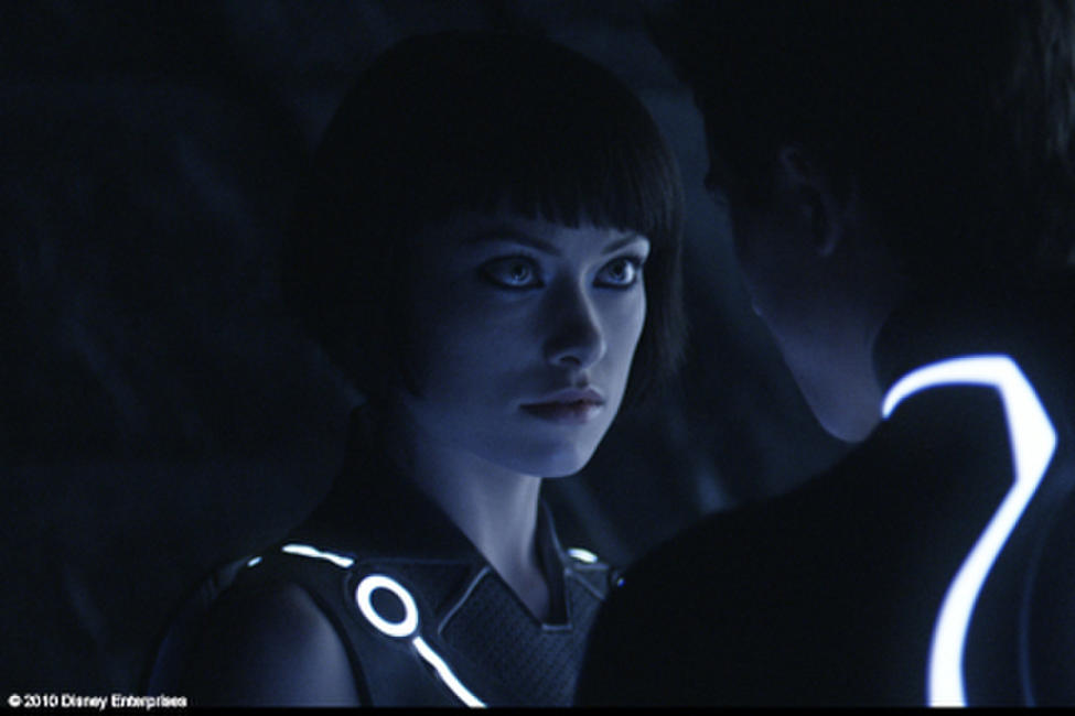 Olivia Wilde as Quorra in