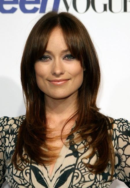Olivia Wilde at the Teen Vogue Young Hollywood Party.
