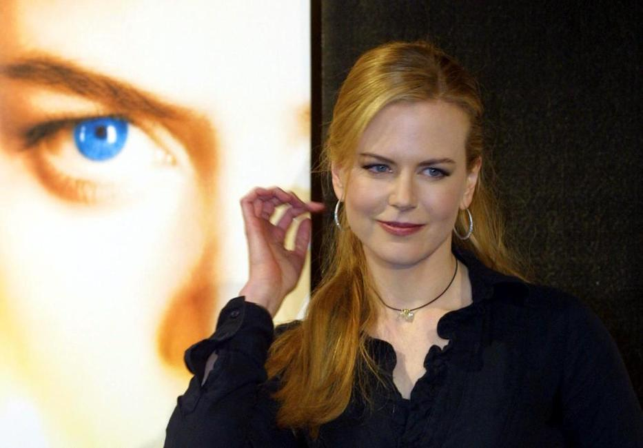 Nicole Kidman at the Madrid screening of
