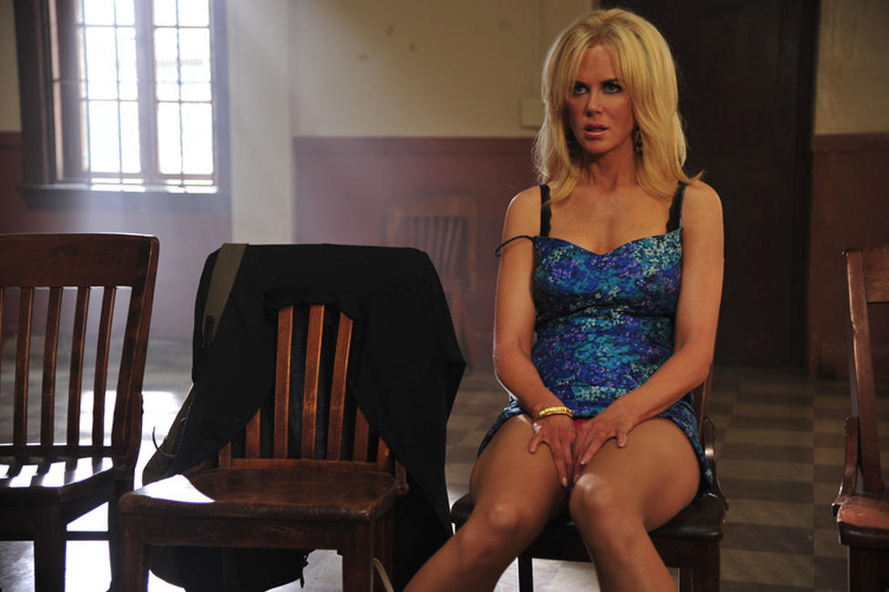 Nicole Kidman as Charlotte Bless in