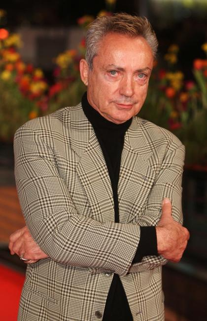Udo Kier at the 58th Berlinale Film Festival premiere of