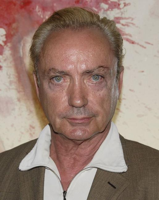 Udo Kier at the Los Angeles for Antony Micallef's debut show