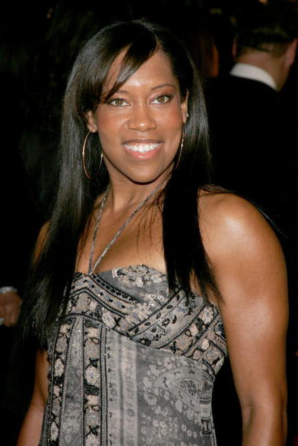 Regina King at the 2007 Vanity Fair Oscar Party in West Hollywood.