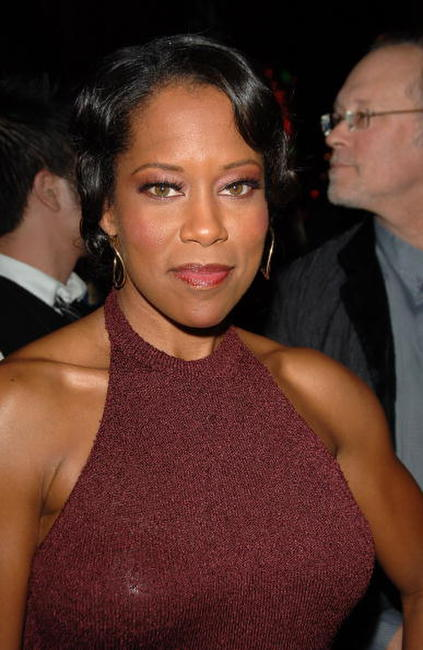 Actress Regina King at the Hollywood premiere of