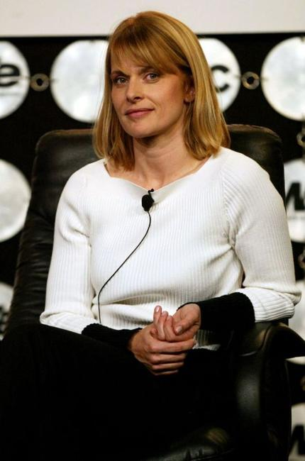 Nastassja Kinski at the Cable 2004 Television Critics Association Press Tour.