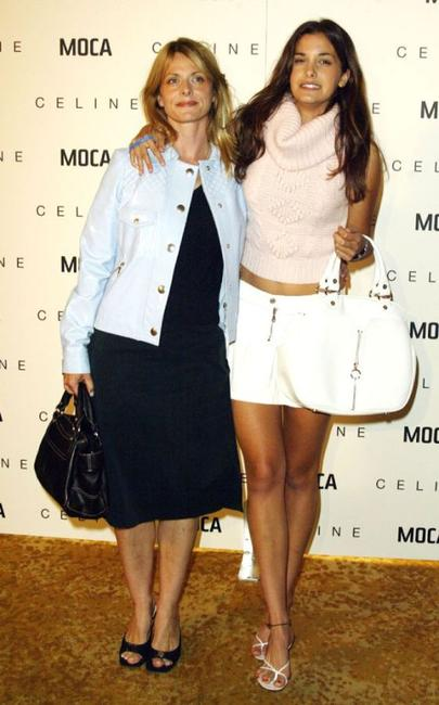 Nastassja Kinski and Sonja Kinski at the Museum of Contemporary Art (MOCA) Distinguished Women In The Arts.
