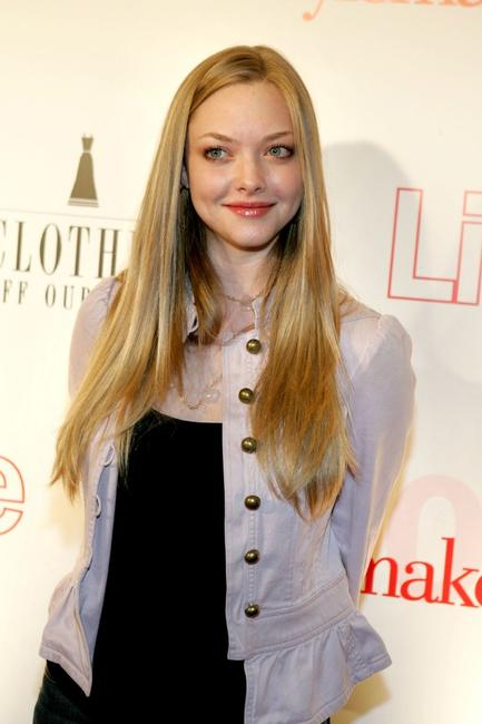 Amanda Seyfried at the Life & Style Magazine's Stylemakers 2005.