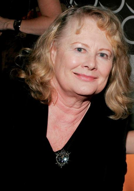 Shirley Knight at the opening night after party of