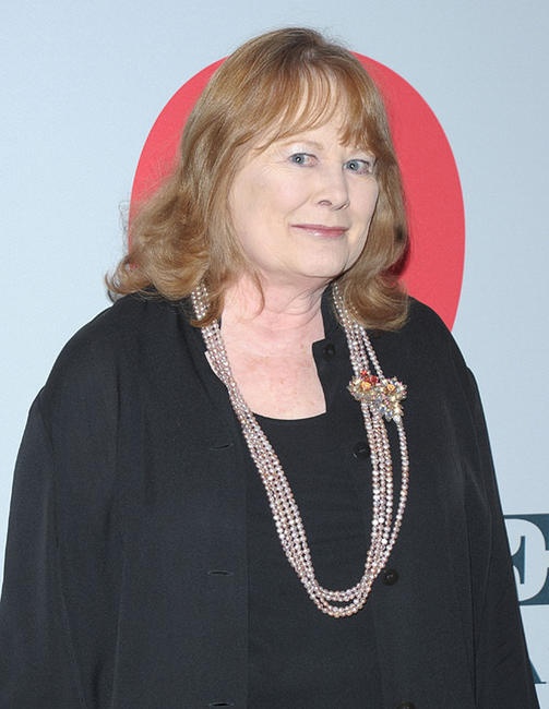 Shirley Knight at the Academy of Motion Picture Arts and Sciences New York Oscar night party.