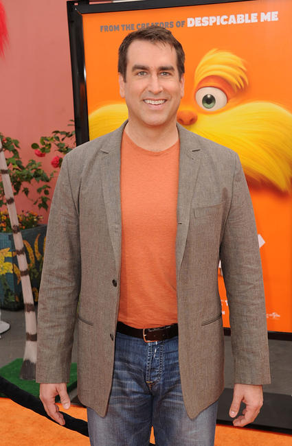 Rob Riggle at California premiere of