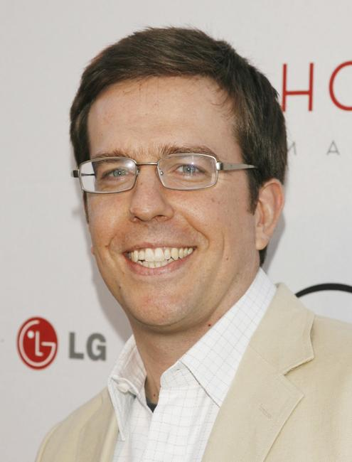 Ed Helms at the Universal Media Studios Emmy Party.
