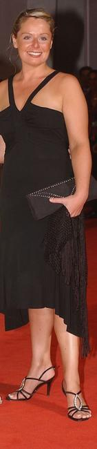 Heather Craney at the premiere of
