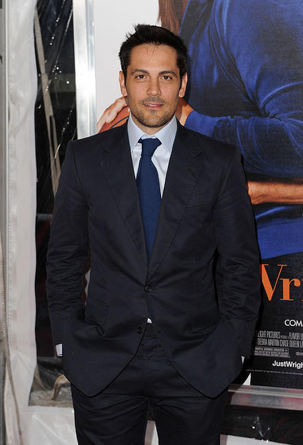 Michael Landes at the New York premiere of