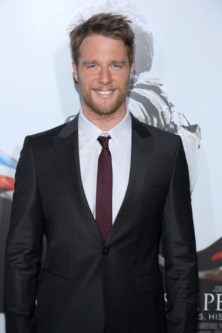 Jake McDorman at the New York premiere of