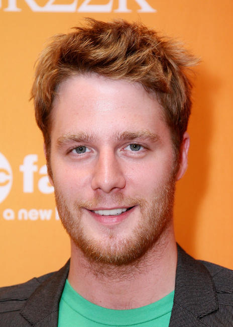 Jake McDorman at the ABC Family hit show GREEK