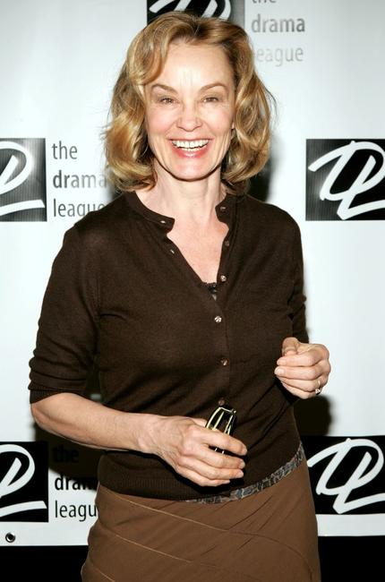 Jessica Lange at the Drama League Awards Luncheon.