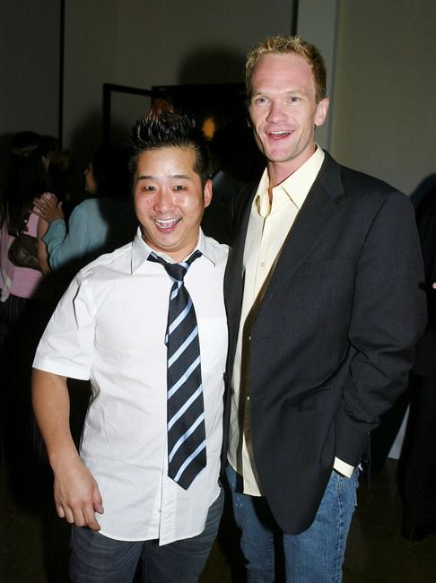 Bobby Lee and Neil Patrick at the after party of the premiere of