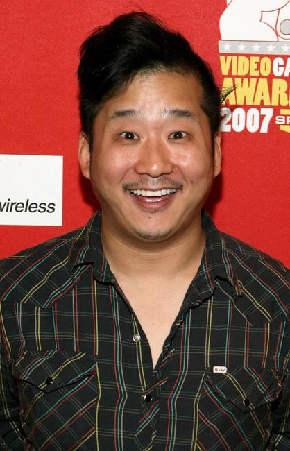 Bobby Lee at the Spike TV's 2007 Video Game awards.