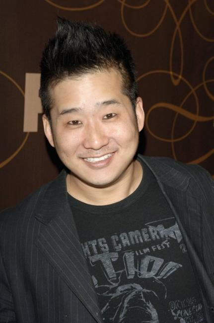 Bobby Lee at the Fox Winter TCA party.