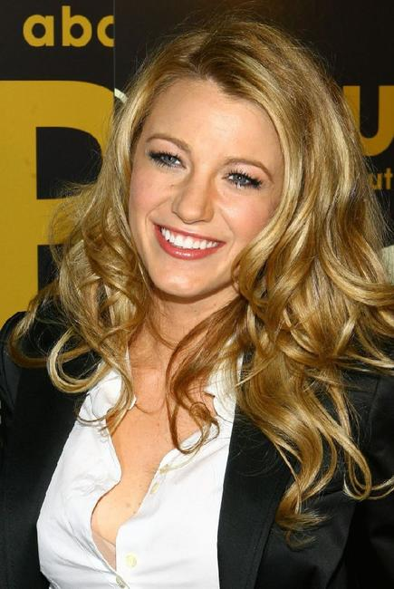 Blake Lively at the launch party of