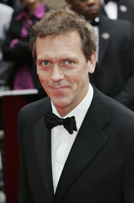 Hugh Laurie at the Pioneer British Academy Television Awards 2006.