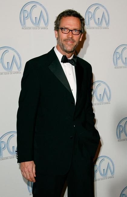 Hugh Laurie at the 18th Annual Producer Guild Awards.