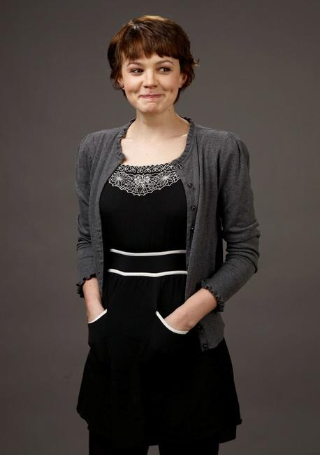 Carey Mulligan at the Film Lounge Media Center during the 2009 Sundance Film Festival.
