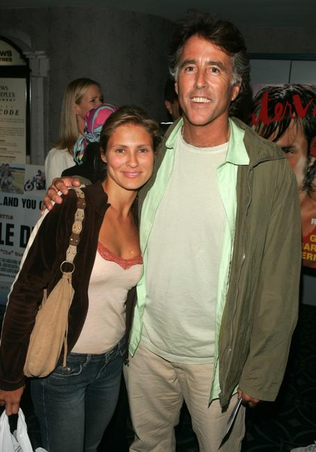 Lana and Christopher Lawford at the premiere of