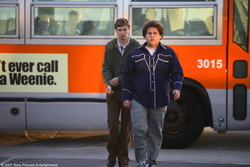 Evan (Michael Cera) and Seth (Jonah Hill) can have the night they'll remember for the rest of their lives in