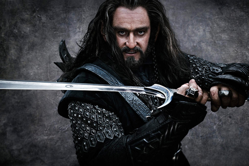 Richard Armitage as Thorin Oakenshield in