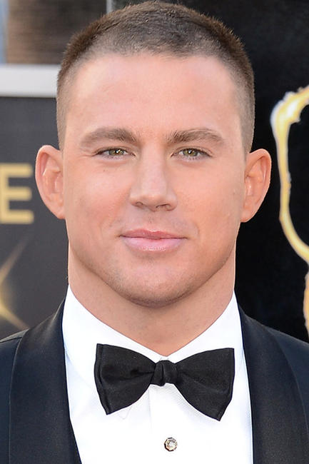Channing Tatum at the 85th Annual Academy Awards in Hollywood.