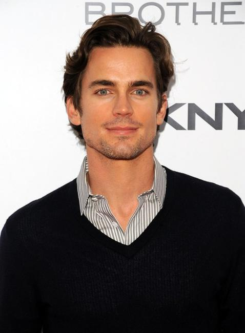 Matthew Bomer at the Cinema Society, Details and DKNY screening of