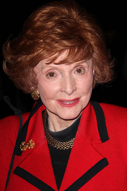 Patricia Barry at the Academy of Television Arts and Sciences presents' 45 Years of Days of Our Lives celebration in California.
