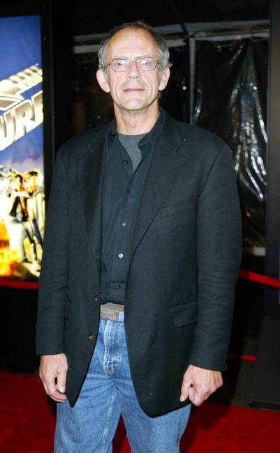 Christopher Lloyd at the launch party of