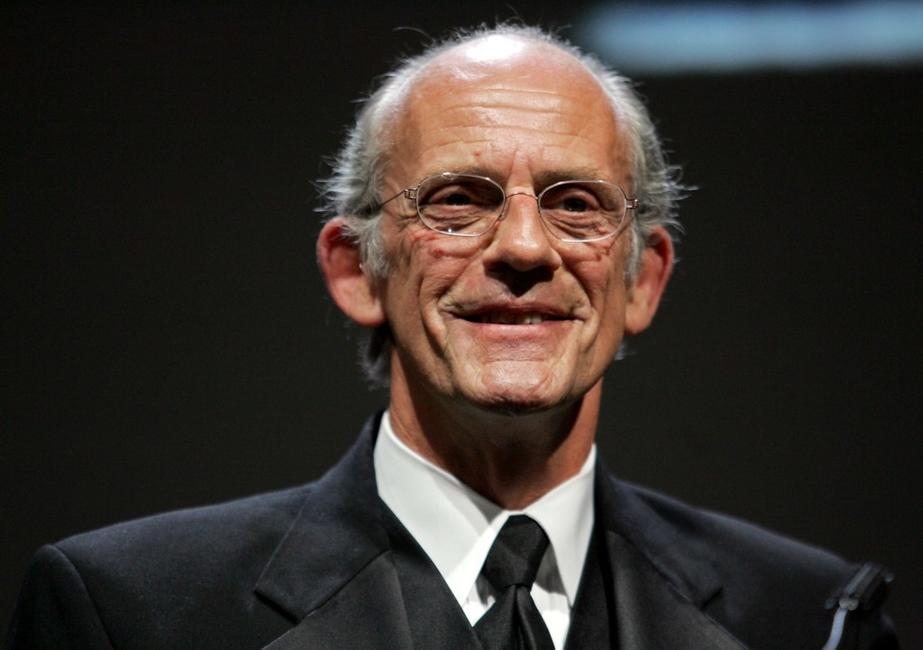 Christopher Lloyd at the 34th Annual Daytime Creative Arts and Entertainment Emmy Awards.