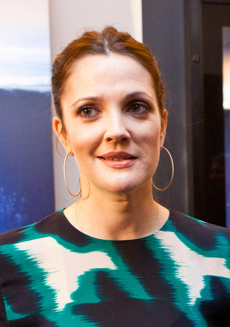 Drew Barrymore at the Washington, D.C. premiere of