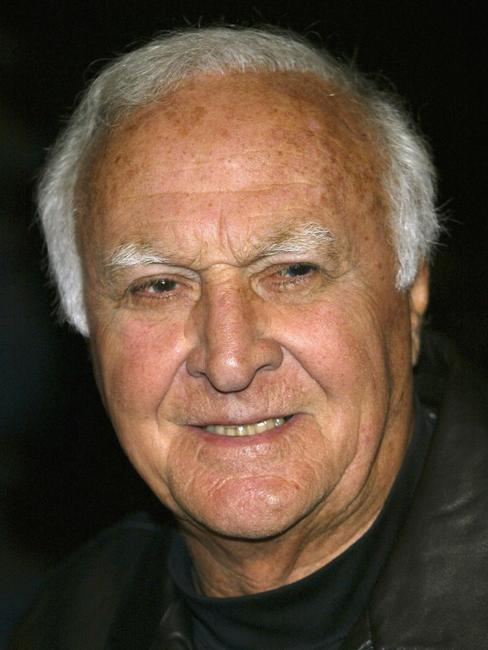 Robert Loggia at the premier of