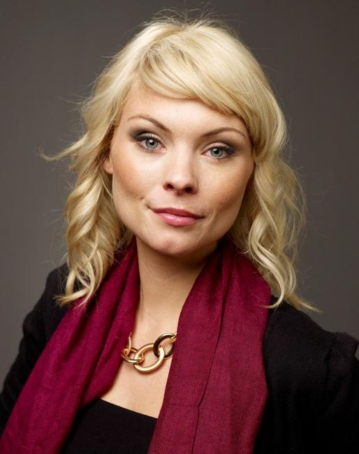 MyAnna Buring at the 2009 Sundance Film Festival.