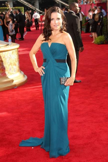 Julia Louis-Dreyfus at the 61st Primetime Emmy Awards.