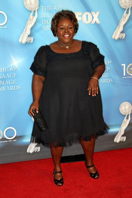Cassi Davis at the 40th NAACP Image Awards.
