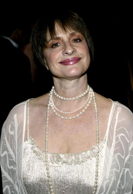 Patti LuPone at the Saint Vincent's Midtown Hospital spring gala.