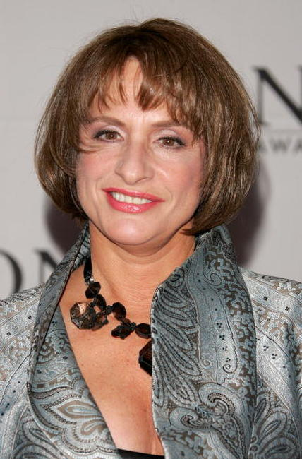 Patti LuPone at the 61st Annual Tony Awards.