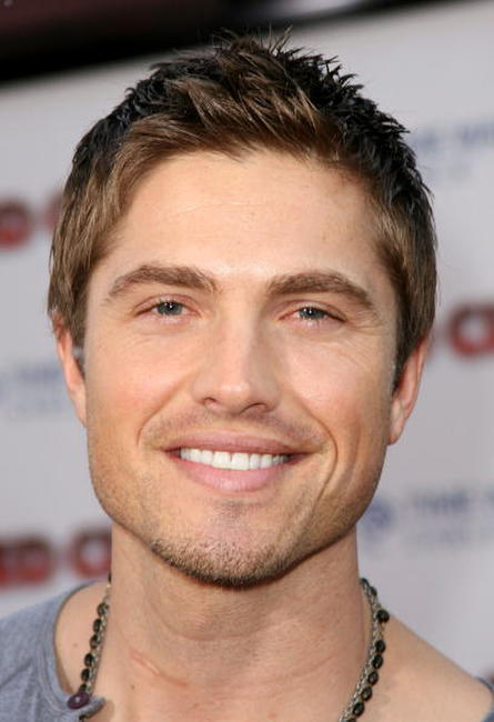 Eric Winter at the Hollywood premiere of