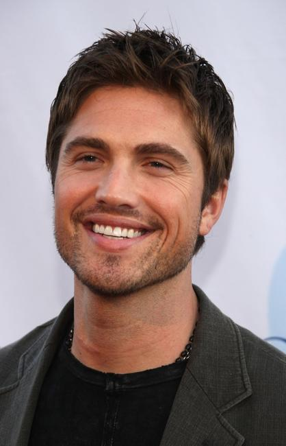 Eric Winter at the CBS Summer Stars Party 2007.