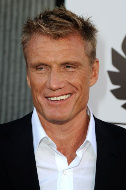 Dolph Lundgren at the California premiere of