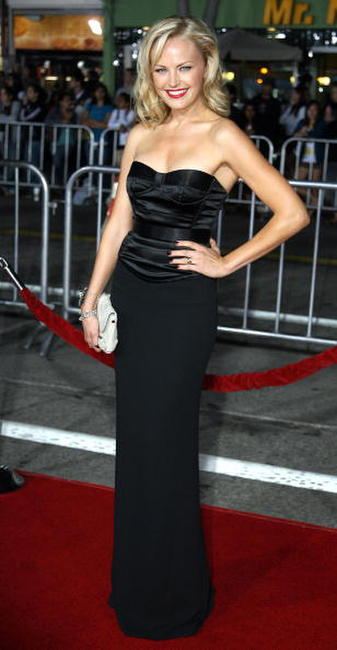 Malin Akerman at the L.A. premiere of