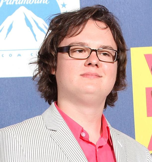 Clark Duke at the 2008 MTV Video Music Awards.