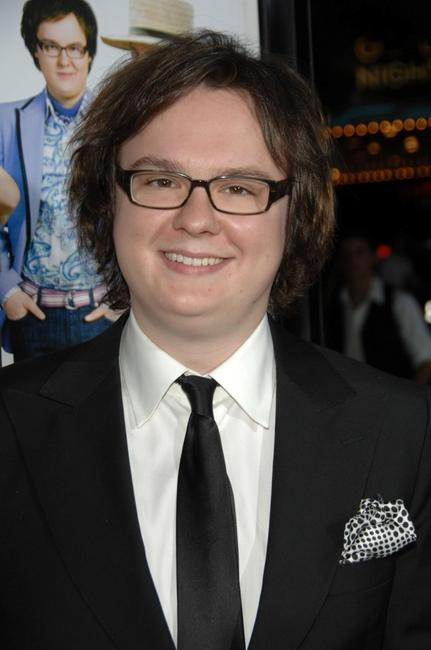 Clark Duke at the premiere of